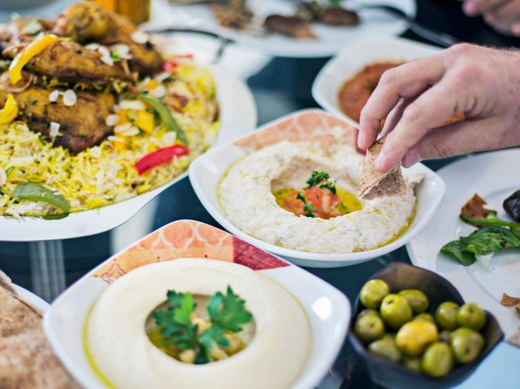 Sepertiga Makanan yang Disajikan Selama Ramadan di Arab Saudi Terbuang