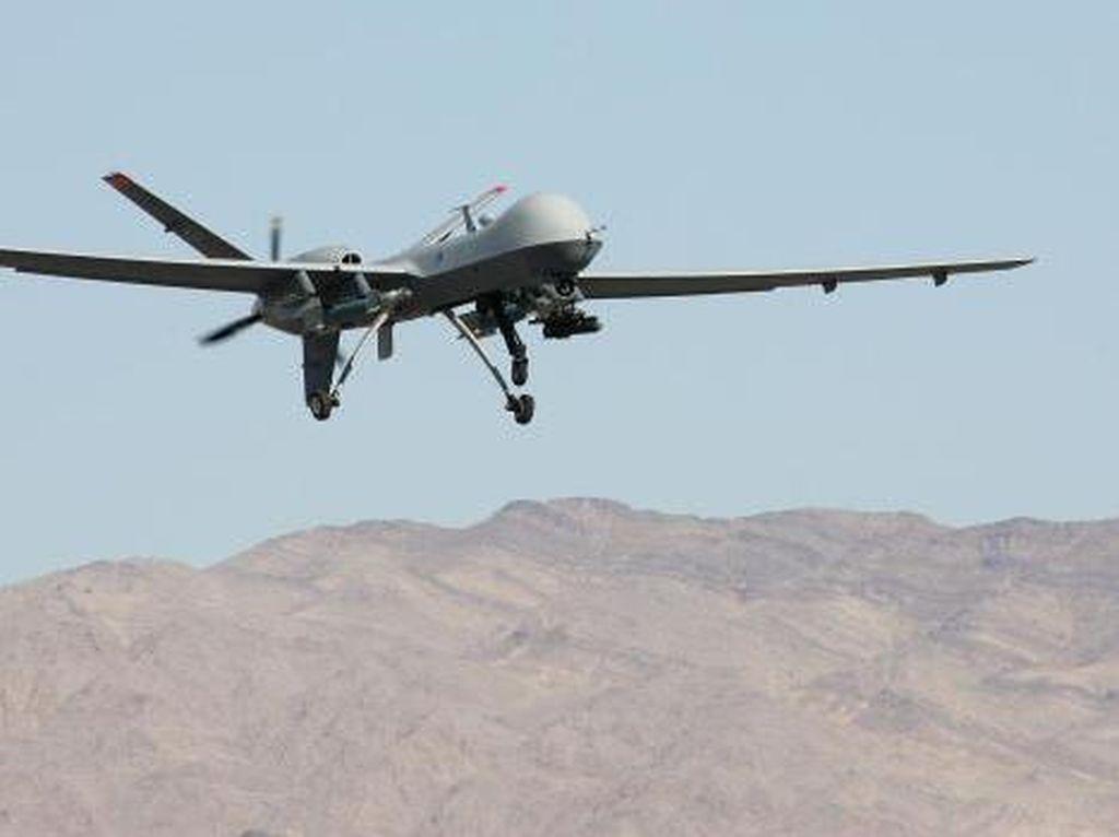 AS-Iran Saling Balas Serangan