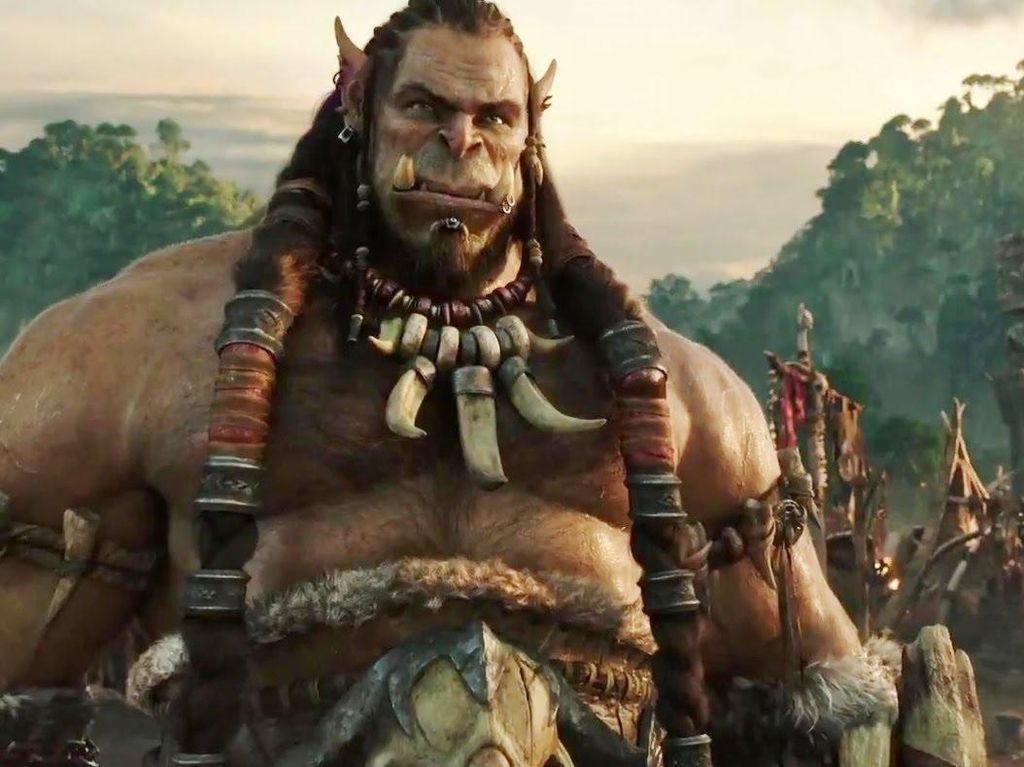 Warcraft Sabet Gelar Film Video Game Tersukses