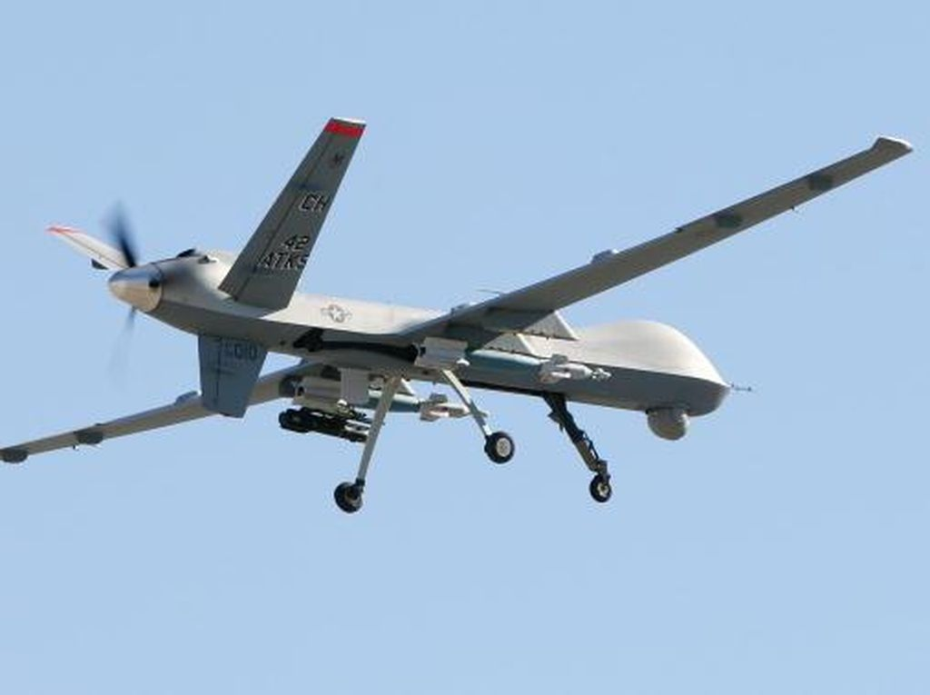 Drone AS yang Ditembak Iran Harganya Rp 1,5 Triliun!