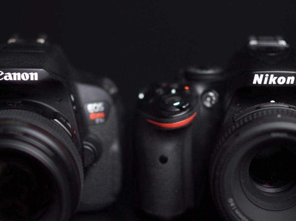 Bagus Mana, Nikon vs Canon di Outdoor dan Indoor?