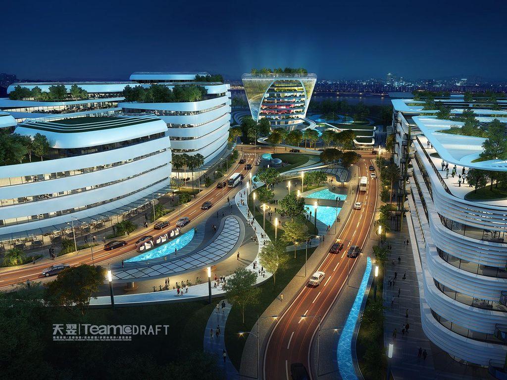 Disrupto Digital Hub BSD City Siap Jadi Wadah Pengembangan Startup