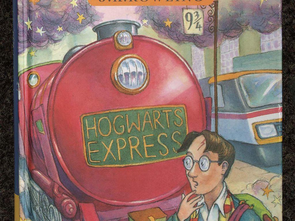 Edisi Langka Buku Harry Potter Senilai Rp 789 Juta Dicuri