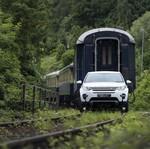 Land Rover Tarik 3 Gerbong Kereta