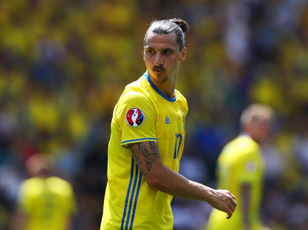 Faktor Usia Diyakini Takkan Jadi Masalah bagi Ibrahimovic