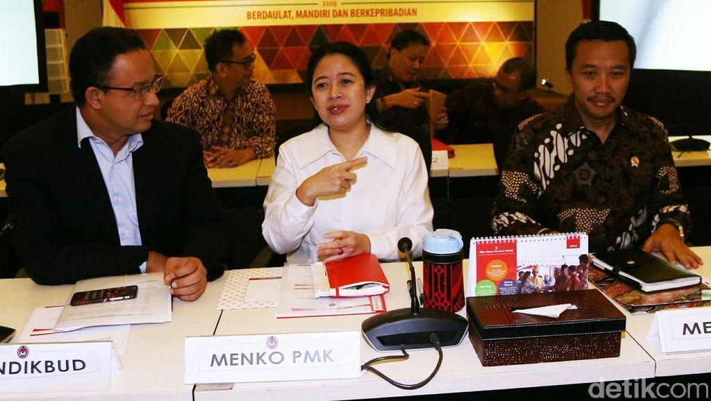 Puan Pimpin Rakor Persiapan Asian Games 2018