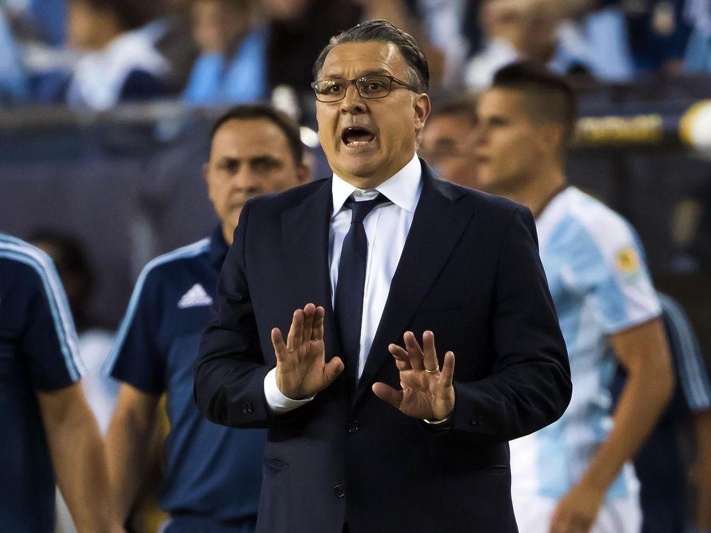 Martino Mundur dari Jabatannya sebagai Pelatih Argentina