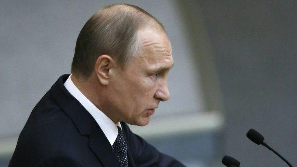 Senator AS Sebut Putin Sebagai Ancaman Lebih Besar dari ISIS