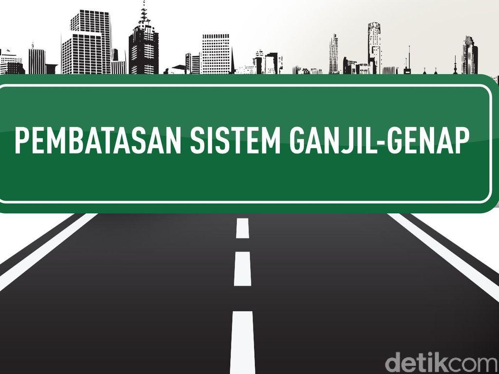 Wacana Ganjil Genap di Semua Jalan Jakarta, Setujukah Anda?