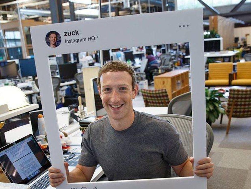 Terungkap dari Buku, Cara Unik Bos Facebook Cegah Ketiak Basah Karena Gugup