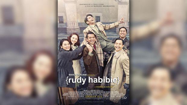 Kenangan Bj Habibie Dalam Film Indonesia