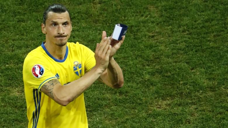 Wajib Ditonton, 6 Gol Spektakuler Zlatan Ibrahimovic