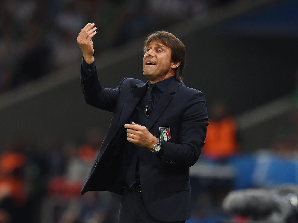 Conte: Italia Bukan Domba Persembahan untuk Spanyol