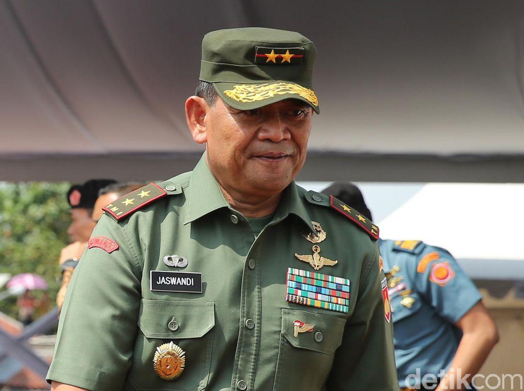 TNI Mutasi Sejumlah Perwira, dari Danjen Kopassus hingga Pangdam Jaya