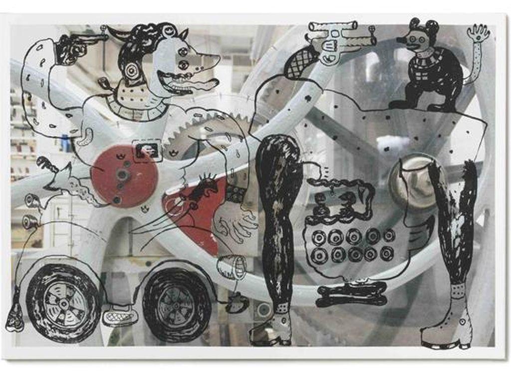 Tiga Seniman Indonesia Pamer Karya di STPI Gallery Singapura