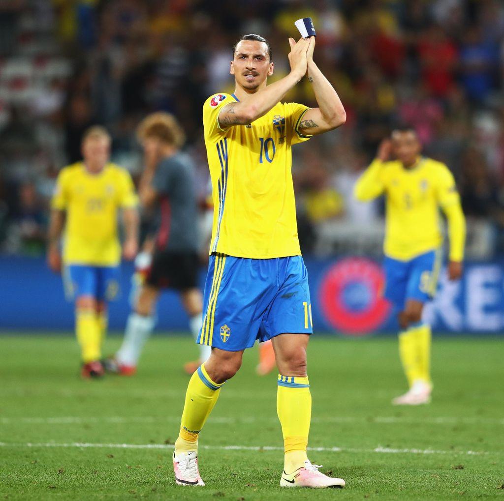 Ibrahimovic Bicara soal Kans Balik ke Timnas Swedia