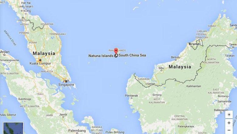 RI Jual Gas dari Natuna ke Vietnam, Apa Dampaknya ke China?
