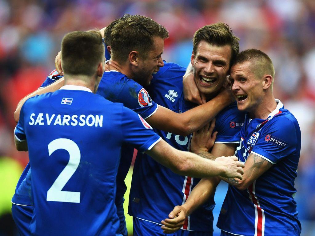 Islandia: Karena Piala Eropa Terlalu Nikmat untuk Ditinggalkan