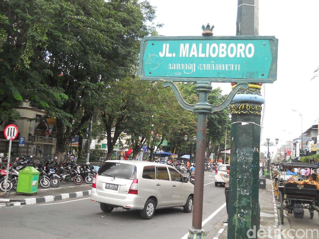 Tahun Baruan di Malioboro, Ini Event Serunya!