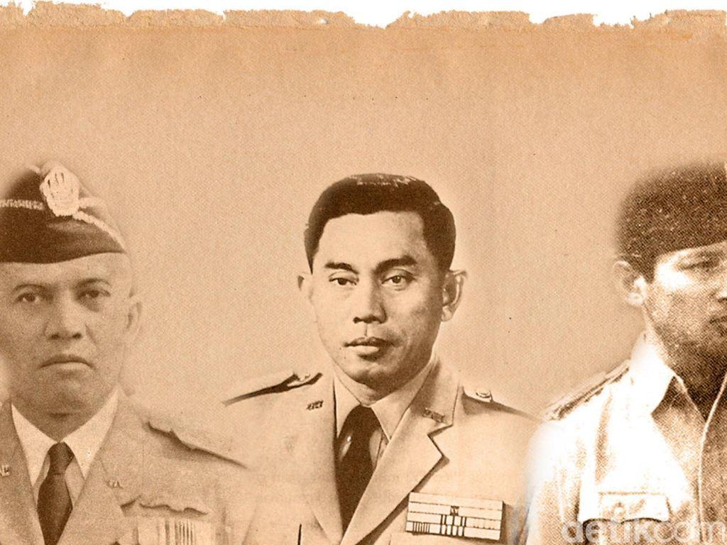 Prajurit KNIL di Pucuk TNI