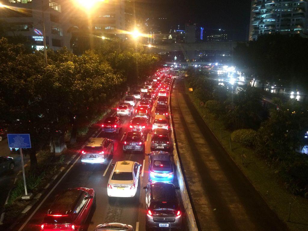 Penduduk Jakarta Rawan Hipertensi! Kok Bisa?