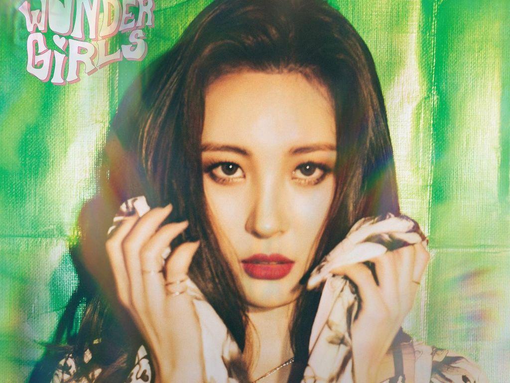 Satu Grup di Wonder Girls, Sunmi Tak Simpan Nomor Ponsel Yubin