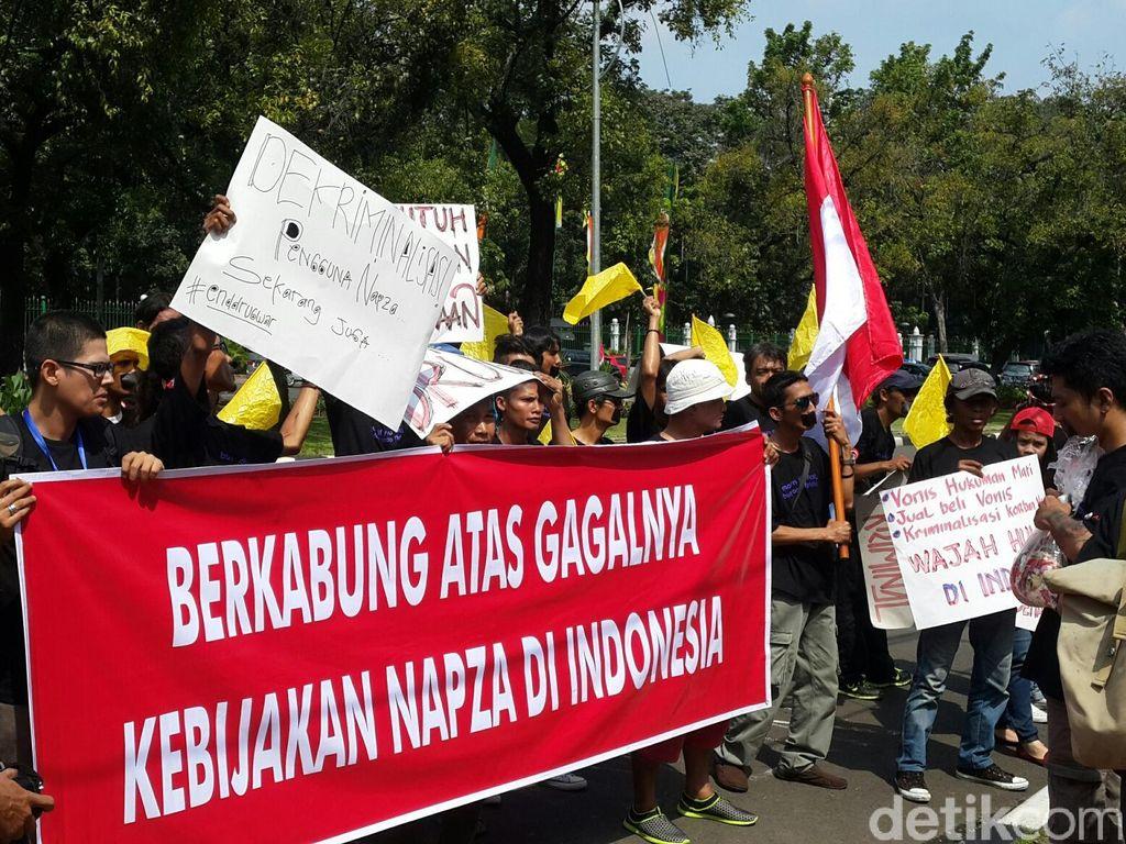 Mantan Korban Napza Keluhkan Pelaksanaan Rehabilitasi di Indonesia