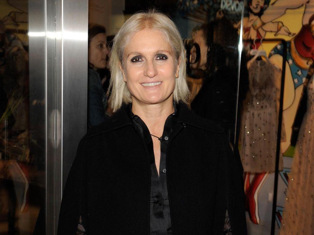 Maria Grazia, Sosok yang Diduga Menggantikan Raf Simons Jadi Desainer Dior