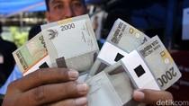 BI Layani Penukaran Uang Receh di DPR