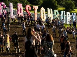 Lokasi Glastonbury Masih Dikunjungi, Pengelola Tetapkan Larangan