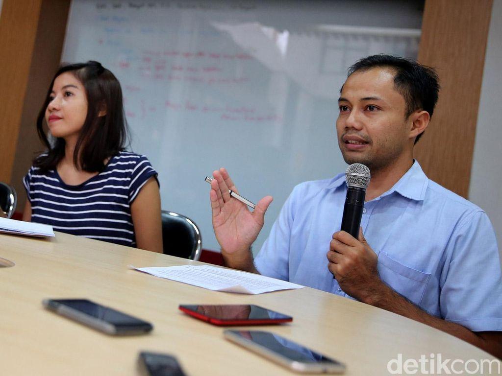 ICW dkk Laporkan Fadli Zon dan Rachel Maryam ke MKD DPR
