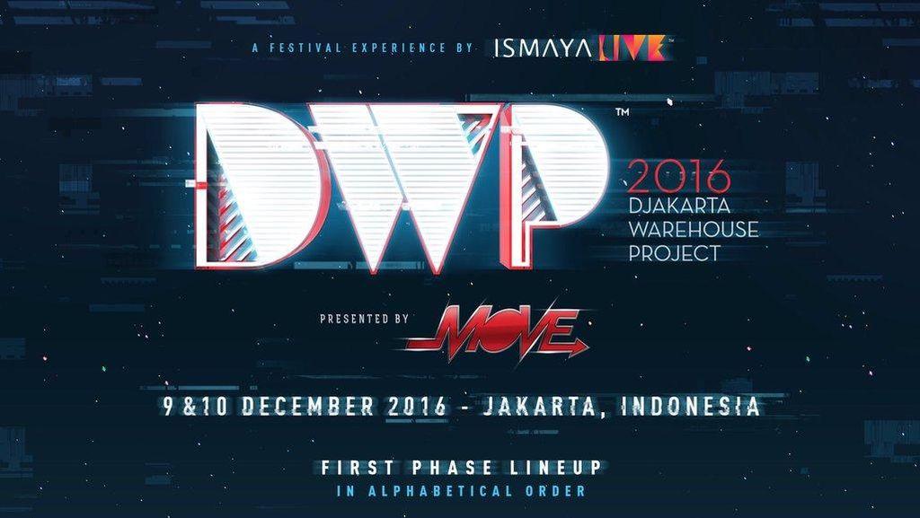 Siap Berpesta di Djakarta Warehouse Project Hari Ini?