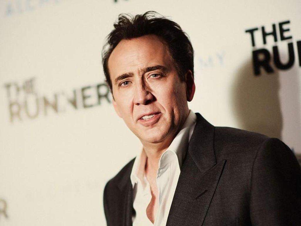 Nicolas Cage Ungkap Tak Lagi Tertarik Perankan Superman
