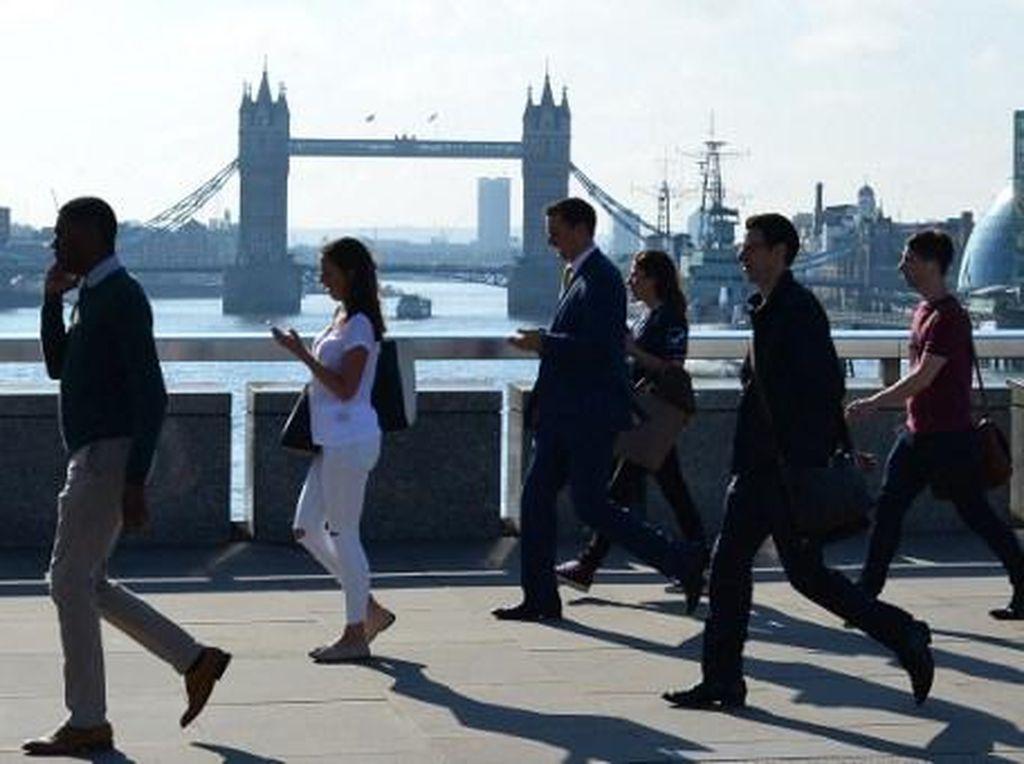 Serangan di London Bridge: Pelaku Ditembak Mati, 5 Orang Terluka