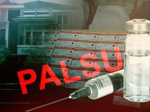 dr Indra dan Suster Irna Jadi Tersangka Vaksin Palsu, Izin Praktik Dibekukan
