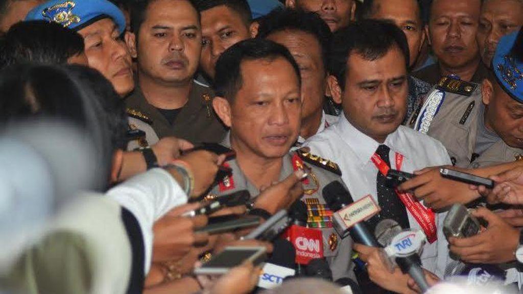 Soal Rusuh di GBK, Komjen Tito: Jakmania Harus Bisa Menahan Diri