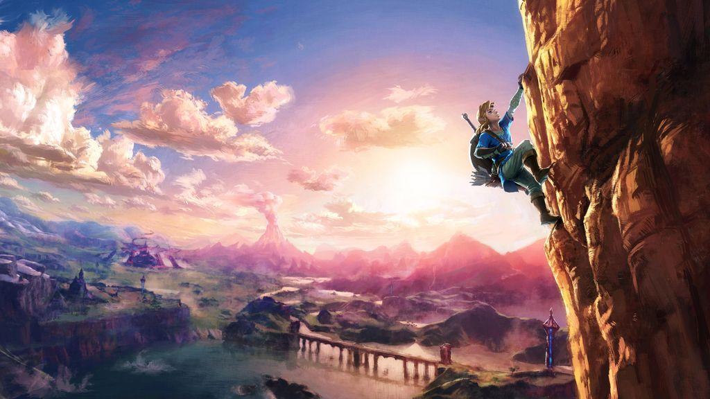 Nintendo Akhiri Perjalanan Zelda di Wii U