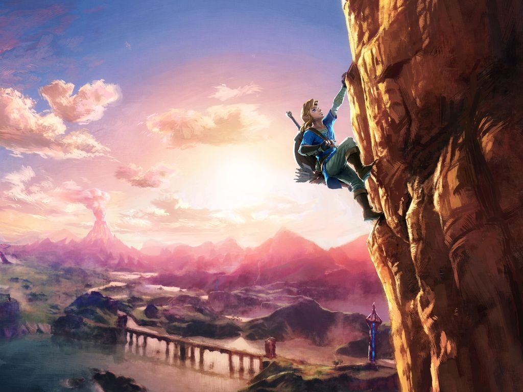 Link Masih Jadi Jagoan The Legend of Zelda