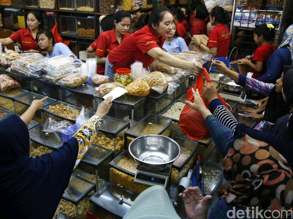 Murah! Ini 5 Toko Kue Kering Super Lengkap di Pasar Jakarta