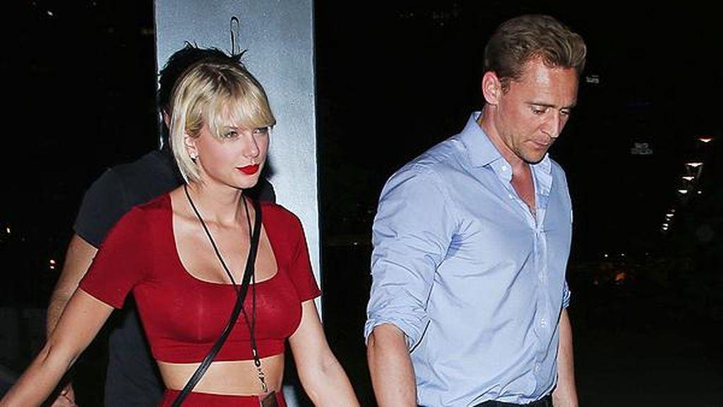 Sebelum dengan Taylor Swift, Tom Hiddleston Pernah Pacaran dengan Profesor