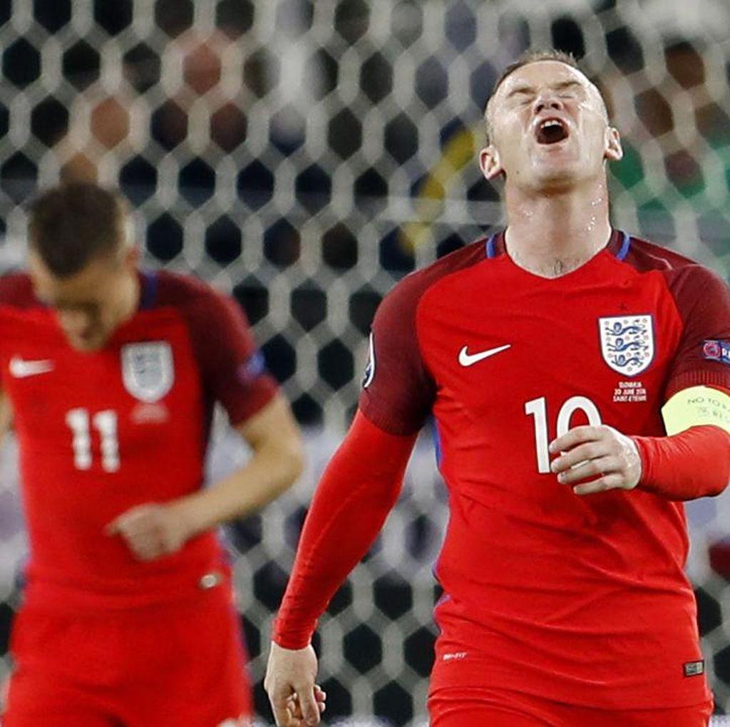Southgate: Rooney Masih Mungkin Balik ke Timnas Inggris