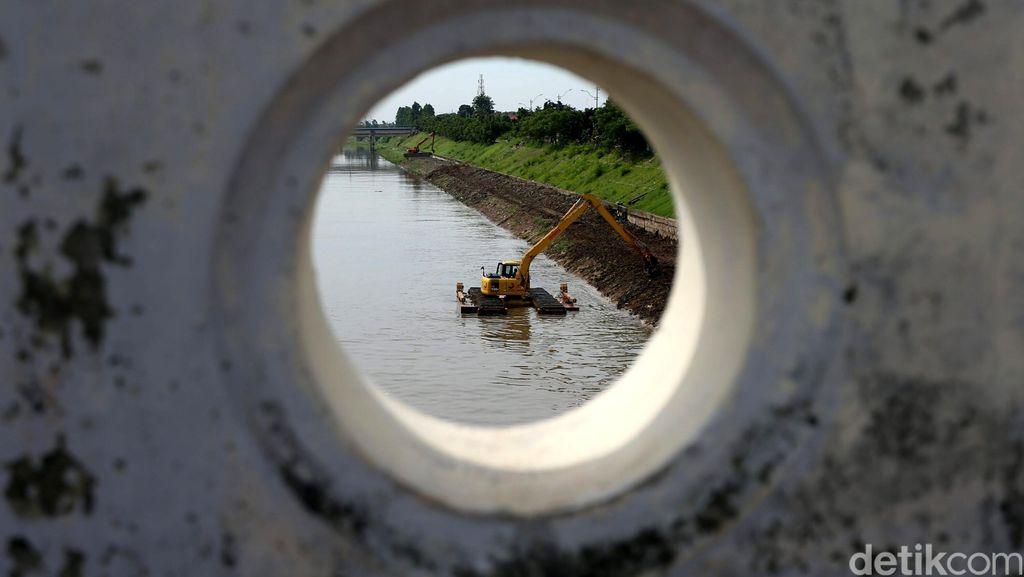 Normalisasi Banjir Kanal Timur