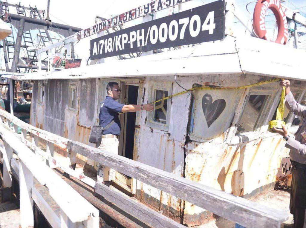 Edhy Prabowo Minta Izin DPR Lanjutkan Satgas Antimaling Ikan