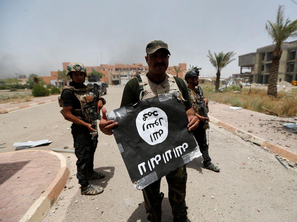 Laporan PBB Sebut ISIS Tinggalkan 202 Kuburan Massal di Irak