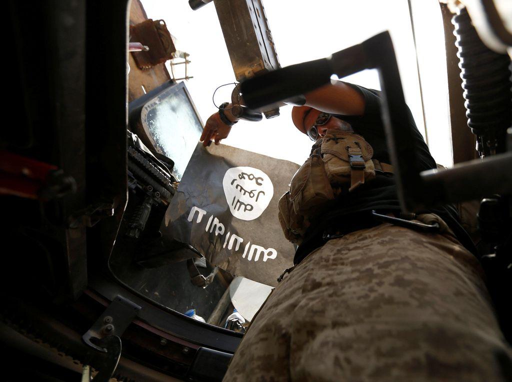 1.000 Militan ISIS Kabur dari Suriah Bawa Uang Tunai Rp 2,7 T