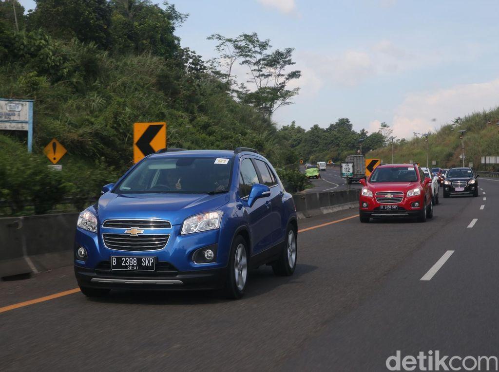 Meski Sudah Hengkang, Chevrolet Recall 8.000 Mobil di Indonesia