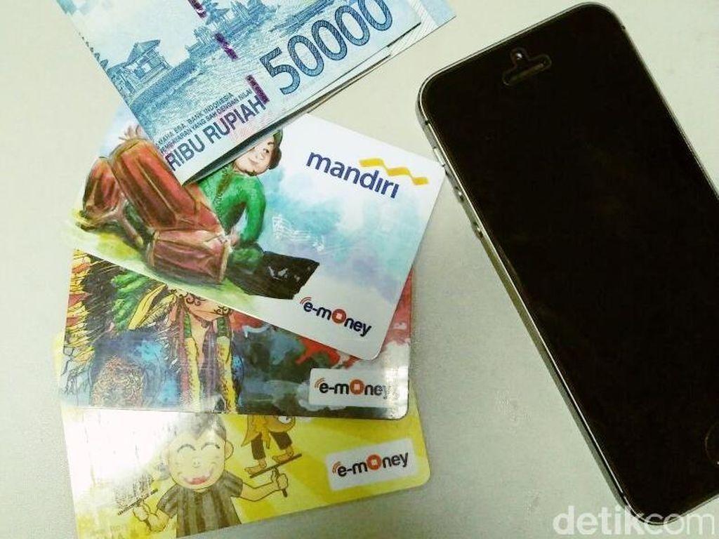 Transaksi Uang Elektronik Tumbuh 300% di Kuartal III-2018