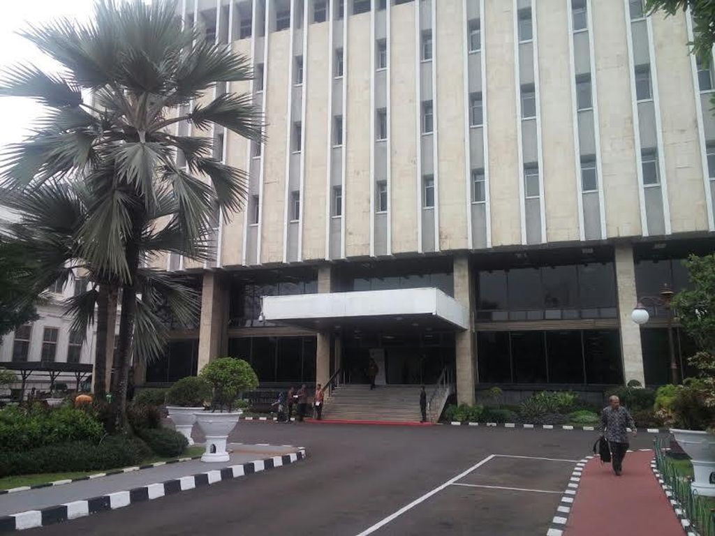 5 Menteri Rapat di Kantor Darmin, Bahas Pengembangan Surabaya-Madura