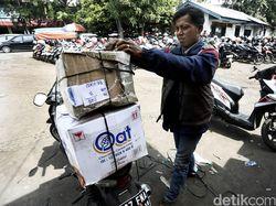 Ada PSBB, Ganggu Distribusi Pangan Via Online Nggak?