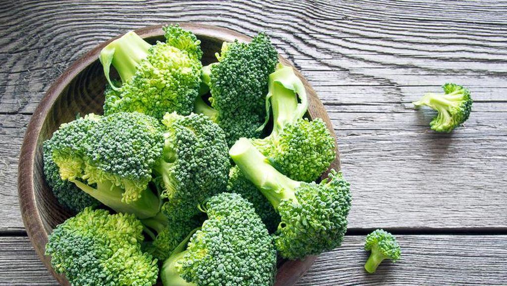 George Herbert Walker Bush Masih Benci Brokoli?
